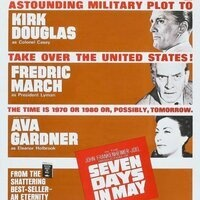 Cold War Film Series: Seven Days in May (1964)