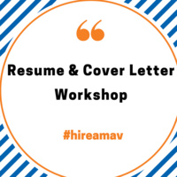 Resume And Cover Letter Workshop University Of Texas At Arlington