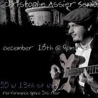 Christophe Assier, Guitar | Autumn '17 Ensemble & Recital Series | School of Jazz