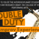 Double Duty: An Improv Experience