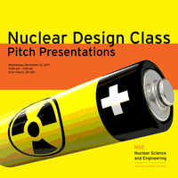 NSE 22.033 design class pitch presentations