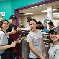 Volunteer to Feed the Homeless