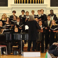 """Spirit"" – The 150th Anniversary Reunion of the McDaniel College Choir"