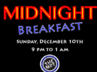 Special Event | Midnight Breakfast at The Met