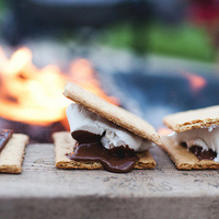 S'mores and Weiner Roast