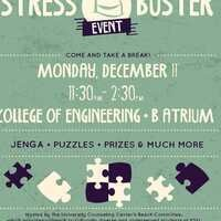 Stress Buster Event