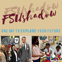FSUshadow Info Session (HEALTHCARE)