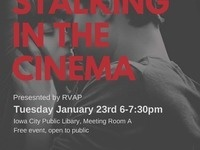Stalking in the Cinema: A Discussion
