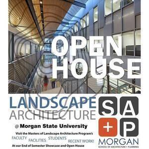 Landscape Architecture Open House