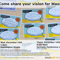 Envision MassArt Community Forum