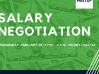 Meetup: Salary Negotiation