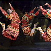 The Joffrey Ballet: The Rite of Spring