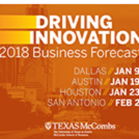 2018 UT Business Forecast in Austin