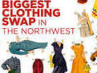 The Biggest Clothing Swap in the NW