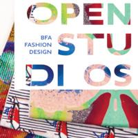 BFA Fashion Open Studios