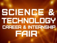 Science & Technology Career & Internship Fair