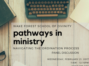 Pathways in Ministry: Navigating the Ordination Process