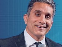 Bassem Youssef - Mission Creek Festival