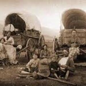 Life Long Learning Program-Traveling the Oregon Trail: Then and Now