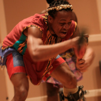 Fredonia Percussion Guild presents: Saakumu Dance Troupe
