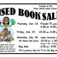 Friends of Peter White Public Library Used Book Sale