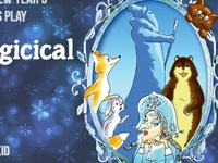 New Year Play In Russian: Magic Mirror
