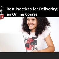 **ONLINE** Quality Online Teaching Series: Best Practices in Delivering an Online Course