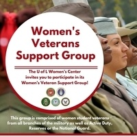 Women Veterans Support Group