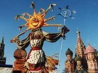 Celebrate Maslenitsa, Russian Mardi Gras