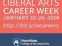 Liberal Arts Career Week: Coffee with the Network - Study Abroad Experiences