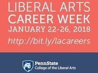 Liberal Arts Career Week: Jobs and Internships in the Government