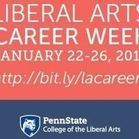 Liberal Arts Career Week: Coffee with the Network - Meet the Staff
