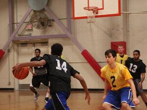 Intramural Basketball Registration