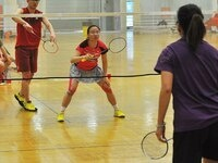 Intramural Badminton Registration