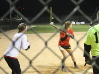 Intramural Softball Registration