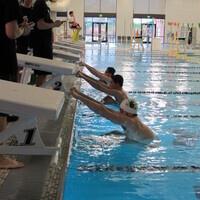 Intramural Sports Swim Meet