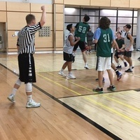 Intramural Sports Basketball Clinic
