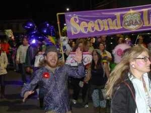 Portland Mardi Gras Day Parade