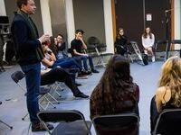 Improv Class: Safe, Strong Scenes with Nicholas Kessler