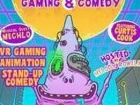 Show Show: Virtual Reality Gaming, Animation & Comedy