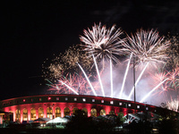 Cancelled: Homecoming Fireworks and Laser Light Show