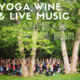 Alumni Yoga and Wine Night