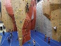Triangle Rock Club Climbing Trip
