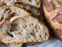 Sourdough 101 with Kusuma Rao