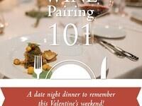Wine Pairing 101 - Dinner at Ponzi Vineyards