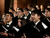 Cornell Chorus and Glee Club, St. Matthew Passion: CU Music