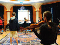Classes Begin at the Eastman School of Music