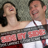 "Cordone & Kilgore, ""Side by Side: A Steve and Eydie Tribute"""