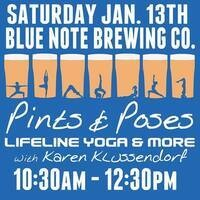 Pints & Poses at Blue Note