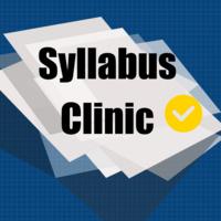 Syllabus Clinic